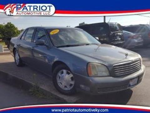 2005 Cadillac DeVille for sale in Georgetown KY