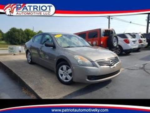 2007 Nissan Altima for sale in Georgetown KY