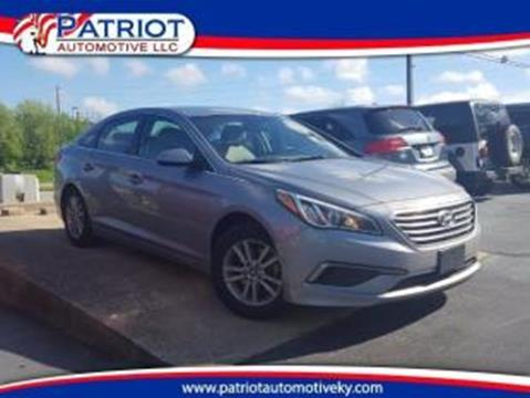 2016 Hyundai Sonata for sale in Georgetown, KY