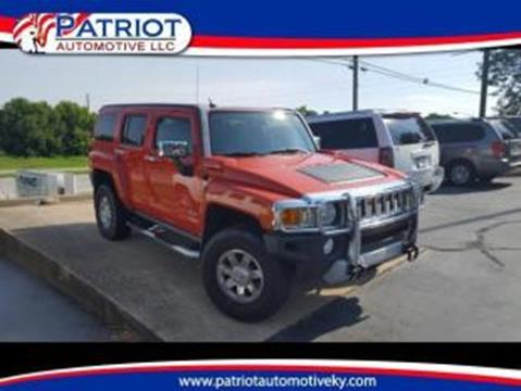 2008 HUMMER H3 for sale in Georgetown, KY