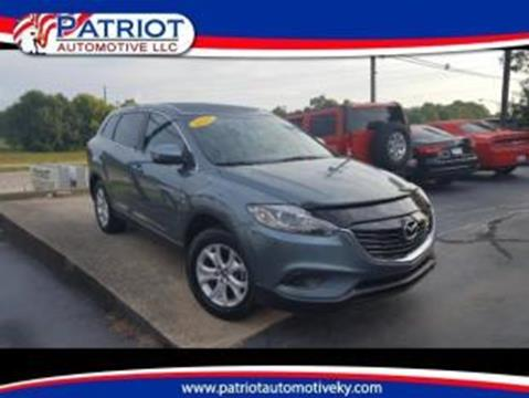2013 Mazda CX-9 for sale in Georgetown, KY