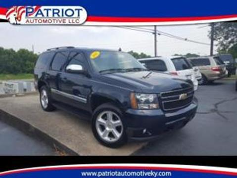 2007 Chevrolet Tahoe for sale in Georgetown, KY
