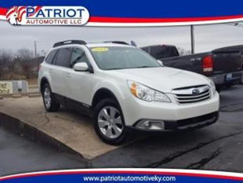 2011 Subaru Outback for sale in Georgetown KY
