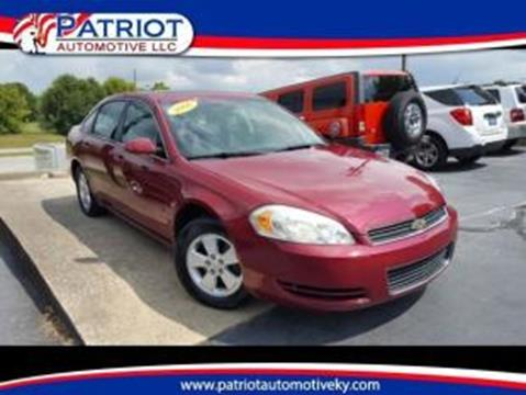 2006 Chevrolet Impala for sale in Georgetown, KY