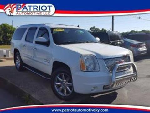 2008 GMC Yukon XL for sale in Georgetown KY