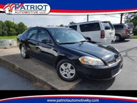 2010 Chevrolet Impala for sale in Georgetown KY
