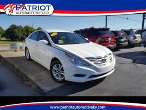 2012 Hyundai Sonata for sale in Georgetown, KY