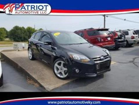 2012 Ford Focus for sale in Georgetown KY