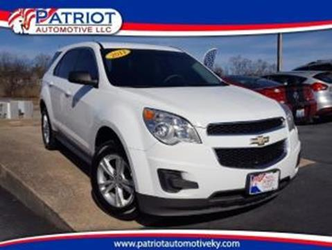 2011 Chevrolet Equinox for sale in Georgetown, KY