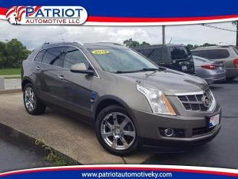 2012 Cadillac SRX for sale in Georgetown, KY