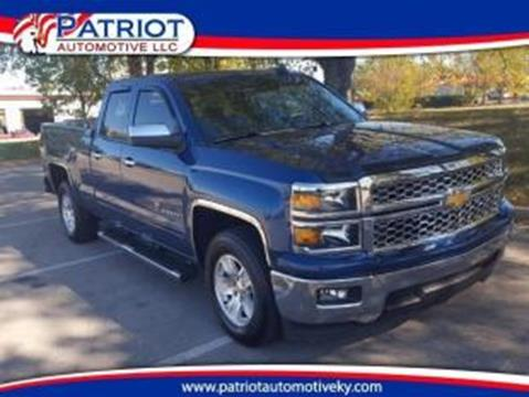 2015 Chevrolet Silverado 1500 for sale in Georgetown, KY