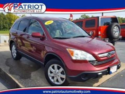2007 Honda CR-V for sale in Georgetown, KY