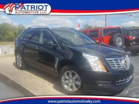 2015 Cadillac SRX for sale in Georgetown, KY