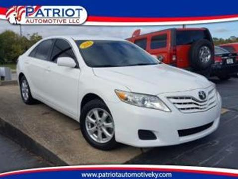 2011 Toyota Camry for sale in Georgetown, KY