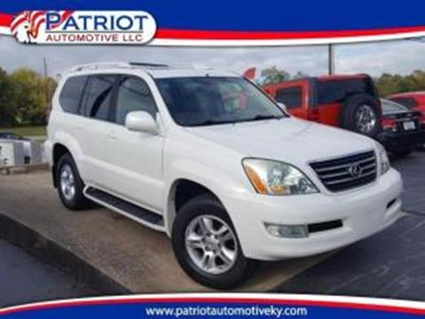 2007 Lexus GX 470 for sale in Georgetown, KY