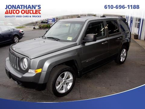 2011 Jeep Patriot for sale in West Chester, PA