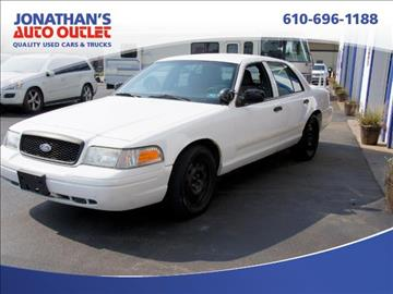 2009 Ford Crown Victoria for sale in West Chester, PA
