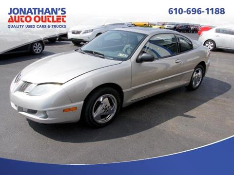 2005 Pontiac Sunfire for sale in West Chester, PA