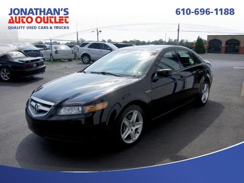 2004 Acura TL for sale in West Chester, PA