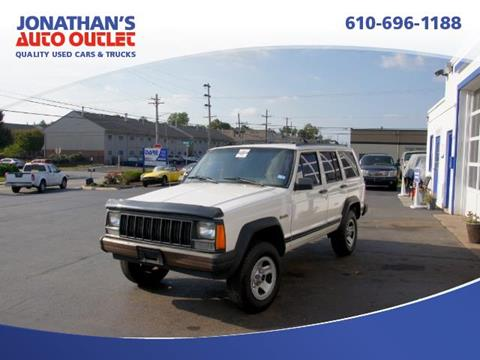 1996 Jeep Cherokee for sale in West Chester, PA