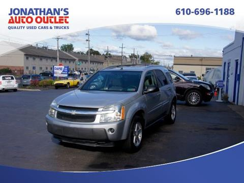 2005 Chevrolet Equinox for sale in West Chester, PA