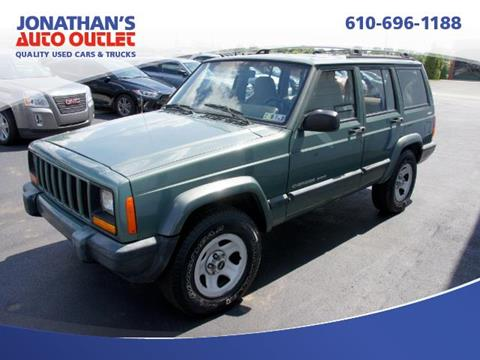 2000 Jeep Cherokee for sale in West Chester, PA