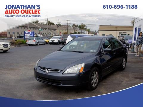 2005 Honda Accord for sale in West Chester, PA