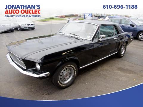 1968 Ford Mustang for sale in West Chester, PA