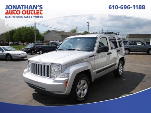 2011 Jeep Liberty for sale in West Chester, PA