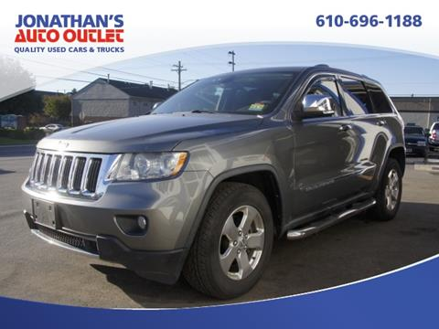 2011 Jeep Grand Cherokee for sale in West Chester, PA