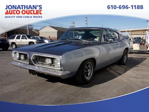 1968 Plymouth Barracuda For Sale In Shelby Nc Carsforsalecom