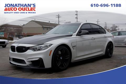 2015 M3 For Sale >> 2015 Bmw M3 For Sale In West Chester Pa