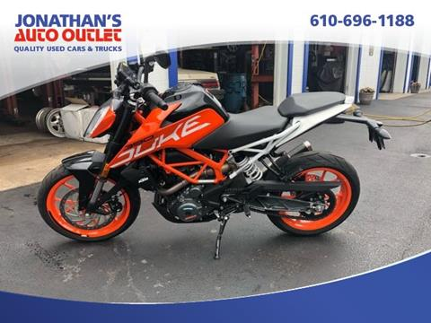 2017 KTM 390 Duke for sale in West Chester, PA