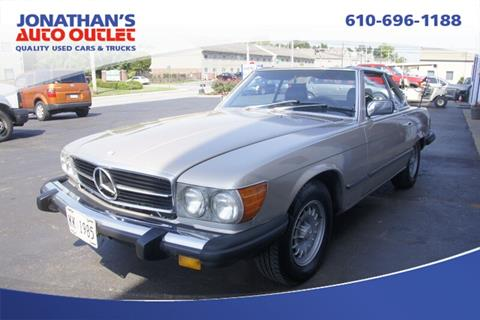 1985 Mercedes-Benz 300-Class for sale in West Chester, PA