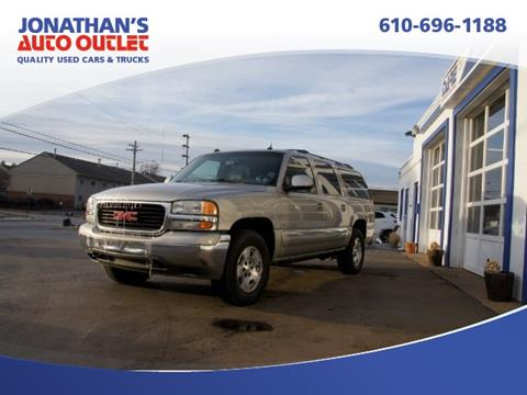 2005 GMC Yukon XL for sale in West Chester, PA