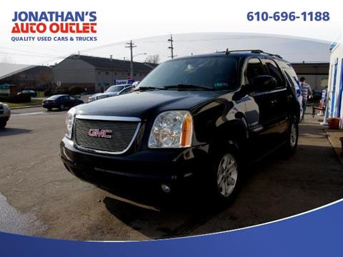 2007 GMC Yukon for sale in West Chester, PA