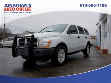 2005 Dodge Durango for sale in West Chester, PA