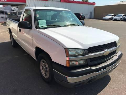 2004 Chevrolet Silverado 1500 for sale in Glendale, AZ