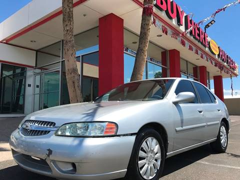 2001 Nissan Altima for sale in Phelps, AZ