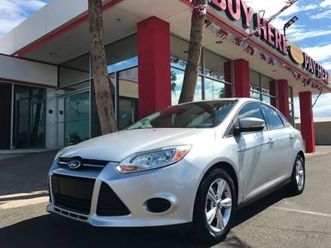 2013 Ford Focus for sale in Glendale, AZ