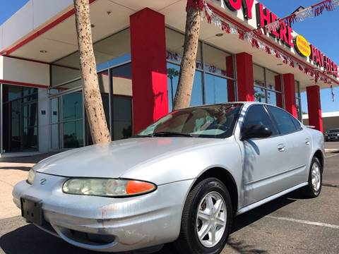 2004 Oldsmobile Alero for sale in Phelps, AZ