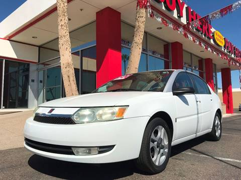 2003 Saturn Ion for sale in Glendale, AZ
