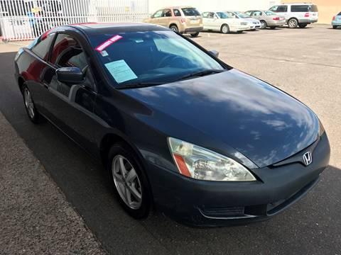 2003 Honda Accord for sale in Glendale, AZ