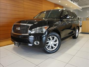 2012 Infiniti QX56 for sale in North Olmstead, OH