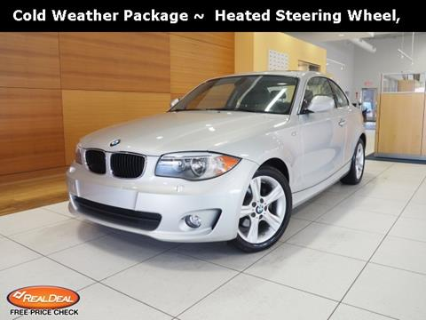 2013 BMW 1 Series for sale in North Olmstead, OH