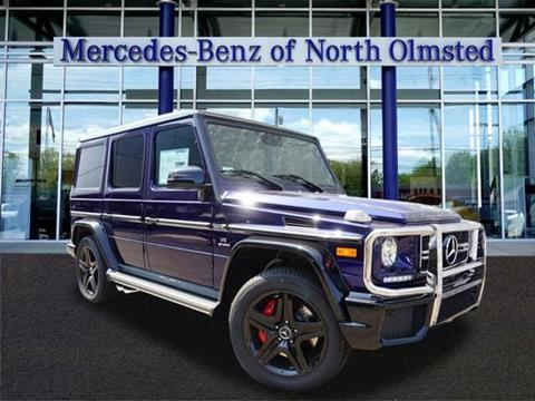 2017 Mercedes-Benz G-Class for sale in North Olmstead, OH