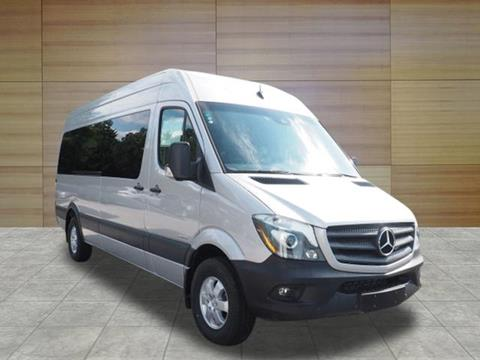 2016 Mercedes-Benz Sprinter for sale in North Olmstead, OH