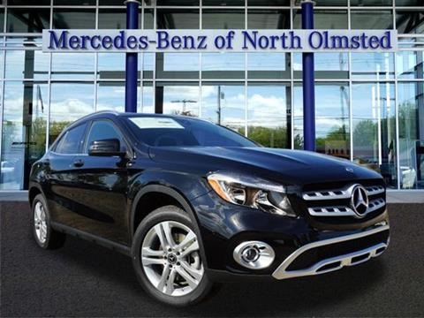 2018 Mercedes-Benz GLA for sale in North Olmstead, OH