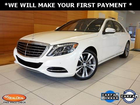 2015 Mercedes-Benz S-Class for sale in North Olmstead, OH
