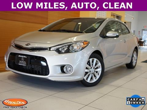 2015 Kia Forte Koup for sale in North Olmstead, OH